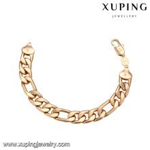 70929-Xuping boutique en ligne chine bracelet mode bijoux en or pour femme