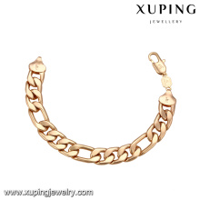 70929-Xuping online shop china bracelet fashion gold jewelry for woman
