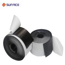 Venda quente tamanho personalizado adesivo gancho e fita de laço