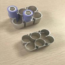 Tubo de batería de aluminio anodizado para E vertical