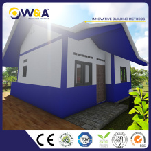 (WAS1003-40M)Prefabricated Concrete House / Modular Houses Project in Africa
