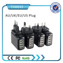Au Plug USB Portable Wall Charger