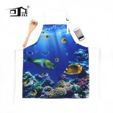 newstyle sea world оптовый заказ кухонная ткань с набивным рисунком акула фартук