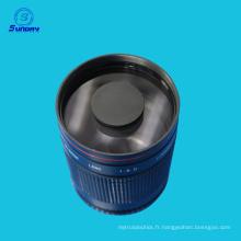 Lentille miroir F6.3 de 500 mm