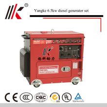 8KVA/7KW SMALL SILENT TYPE DIESEL GENERATOR SOUNDPROOF KDF8500 WITH ELECTRIC STARTING(CE EPA CSA)