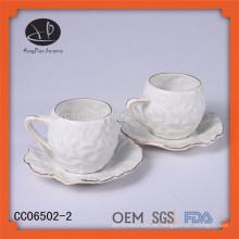 Neue Produkte 2015 innovative Produkt Einweg-Teetassen und Untertassen Starbucks Cup