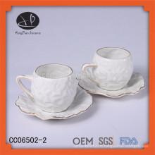 Nouveaux produits 2015 produits innovants tasses à thé et soucoupes à liqueur Starbucks Cup