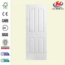 30 polegadas x 80 pol. Solidoor Texturizado Painel de 4 Painéis Artificial Solid Base Primed Composto Painel de Porta Interior