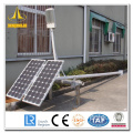 Steel Conic Solar Street Pole