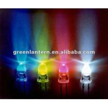 Diodo do diodo emissor de luz da venda direta 5mm do fabricante do RGB