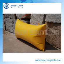 Stone Blcok Removing Air Cushion and Air Bags From Bestlink