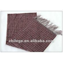 écharpe en cachemire et laine