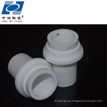 Lampara LED ceramica / tornillo ceramica E27