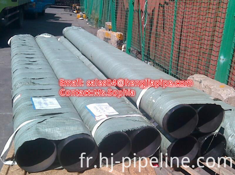 A53 GR.B steel pipes