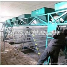 Metal Iron Wire & Galvanized Wire Quail Breeding Cage Desgin