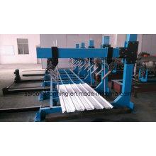 Empilhador automático (altura ajustável)