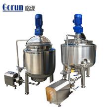Pharmaceutical Mixing Tank/pharmaceutical Agitator Tank/pharmaceutical Blender