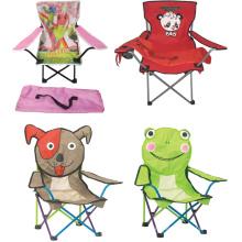 Kid Cartoon Animal Folding Camping Cadeira (SP-110)