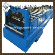 Aufrollbare Garagentor-Profiliermaschine (AF-S699)
