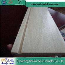 Poplar Drawer Sides Panel of Solid Wood