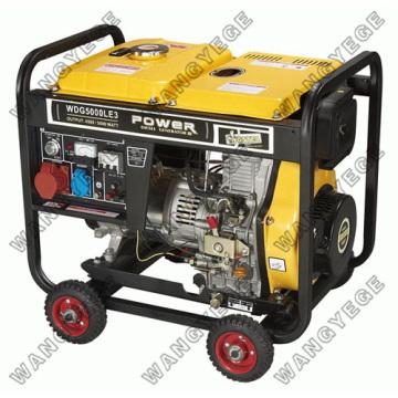 Dieselgenerator mit 5.5kW maximale Ausgang, geeignet für Notfall und Home Standby verwenden