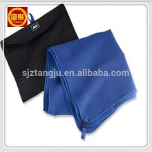 Personalizado 30 * 80 cm arrefecer a temperatura camurça arrefecimento toalha esporte