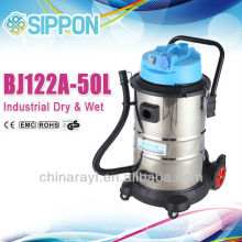 Aspirador industrial húmedo y seco Sweeper BJ122A-50L