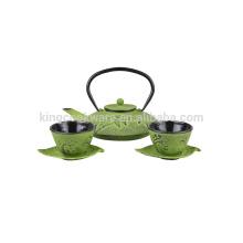 1.8L enamel tetsubin japanese cast iron teapot