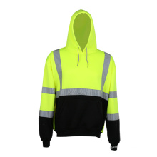 High Reflective Safety Custom Printted Sport Hoodies