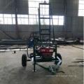 Mini equipamento hidráulico de perfuração de poços de água portátil