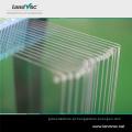 Cortina de vidro Landglass Isolamento térmico Composto de vidro a vácuo