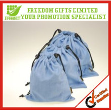 Customer Logo Design Drawstring Bag