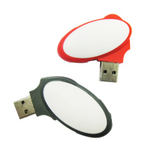 شعبية Swivel USB ذاكرة عصا