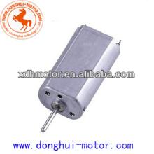3.7v dc moteur électrique pour voiture jouet FF-050