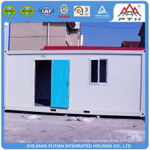 Quickly assemble cheap prefab container bathroom shower homes for sale