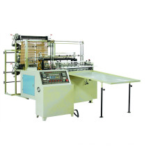 Machine automatique de fabrication de sac en plastique