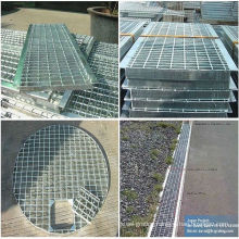 Galvanized Steel Grating Trench Cover for Drainage