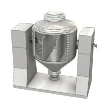 Cristalizador rotatorio cónico individual al vacío que ahorra energía