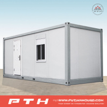 Low Cost China Prefabricated Container House as Modular Building