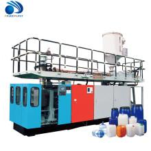 China utilizó la máquina plástica manual del equipo del moldeado del soplo de la protuberancia en Japón