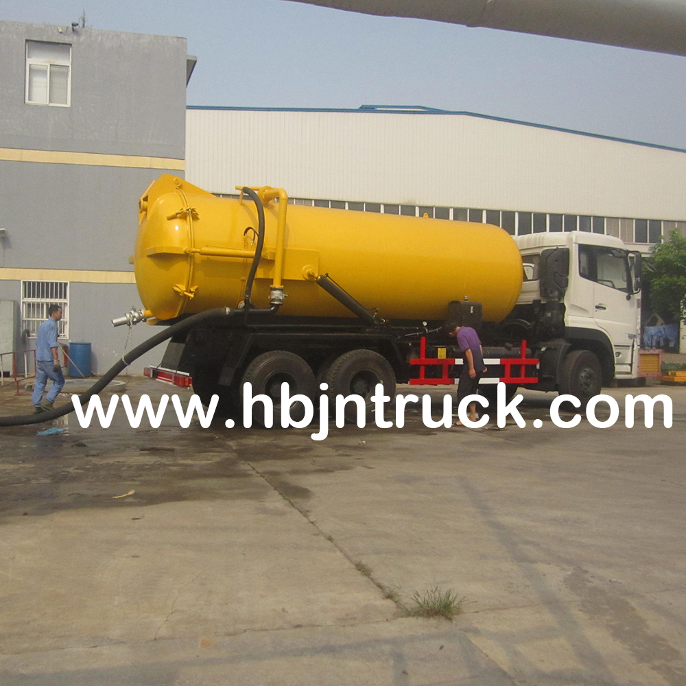 Sewage Suction Truck For Sale