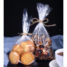 Sac d'emballage en PE à joint latéral pour aliments