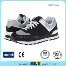 Breathable Textile Lining for Added Comfort Men Shoes