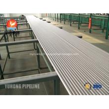 Acier inoxydable, Tube échangeur de chaleur A213 TP310S