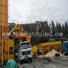 Philippine Foundation Free Concrete Mixing Plant