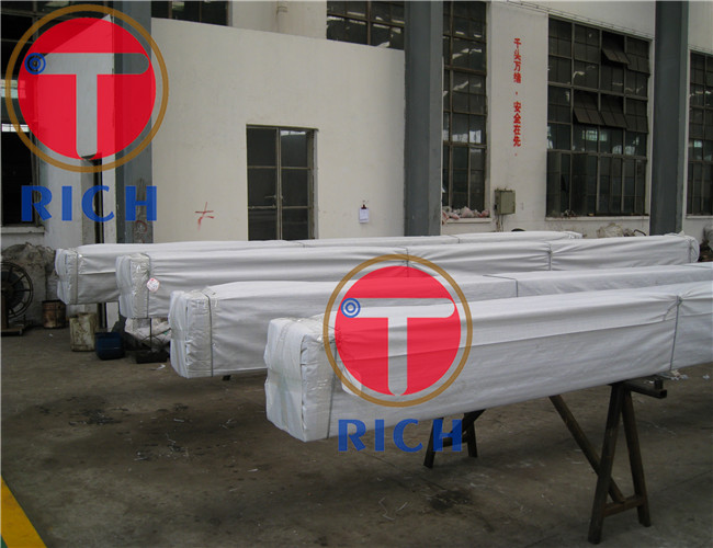 ASTM A500 GrB Square Steel Tube