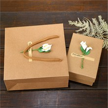 Kraft Custom Gift Boxes