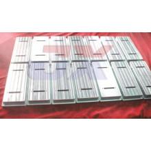 L'aluminium de usinage de commande numérique par ordinateur de haute précision partie des pièces d'auto rapides de prototype