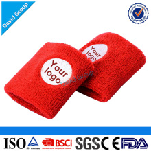 Small Moq Promotional Elastic Colorful Sweatband