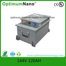 144V 120ah Batterie pour camion logistique électrique à 1 tonne Lithium Ion